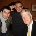 Дейвид Линч и ние с Боби (е, не пихме кафе)