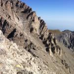Олимпийски Киро (полуизкачване на връх)