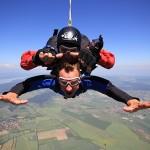 Скачане с парашут (видео)