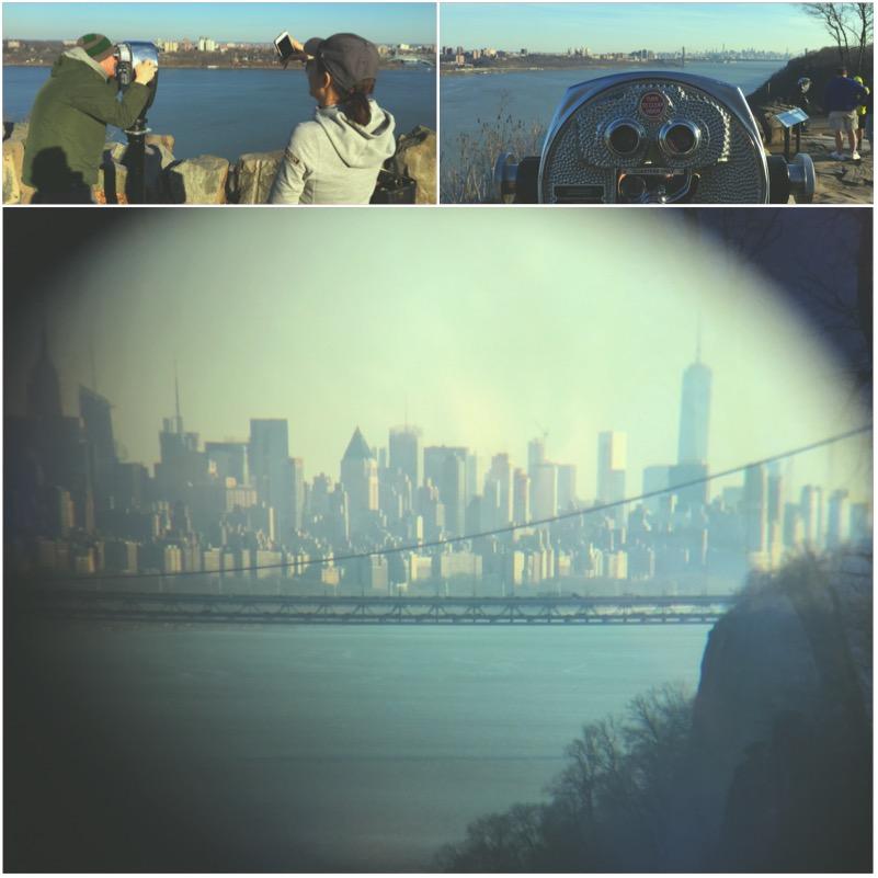 Manhattan view 25 cents