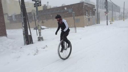 New York Snowstorm 2016
